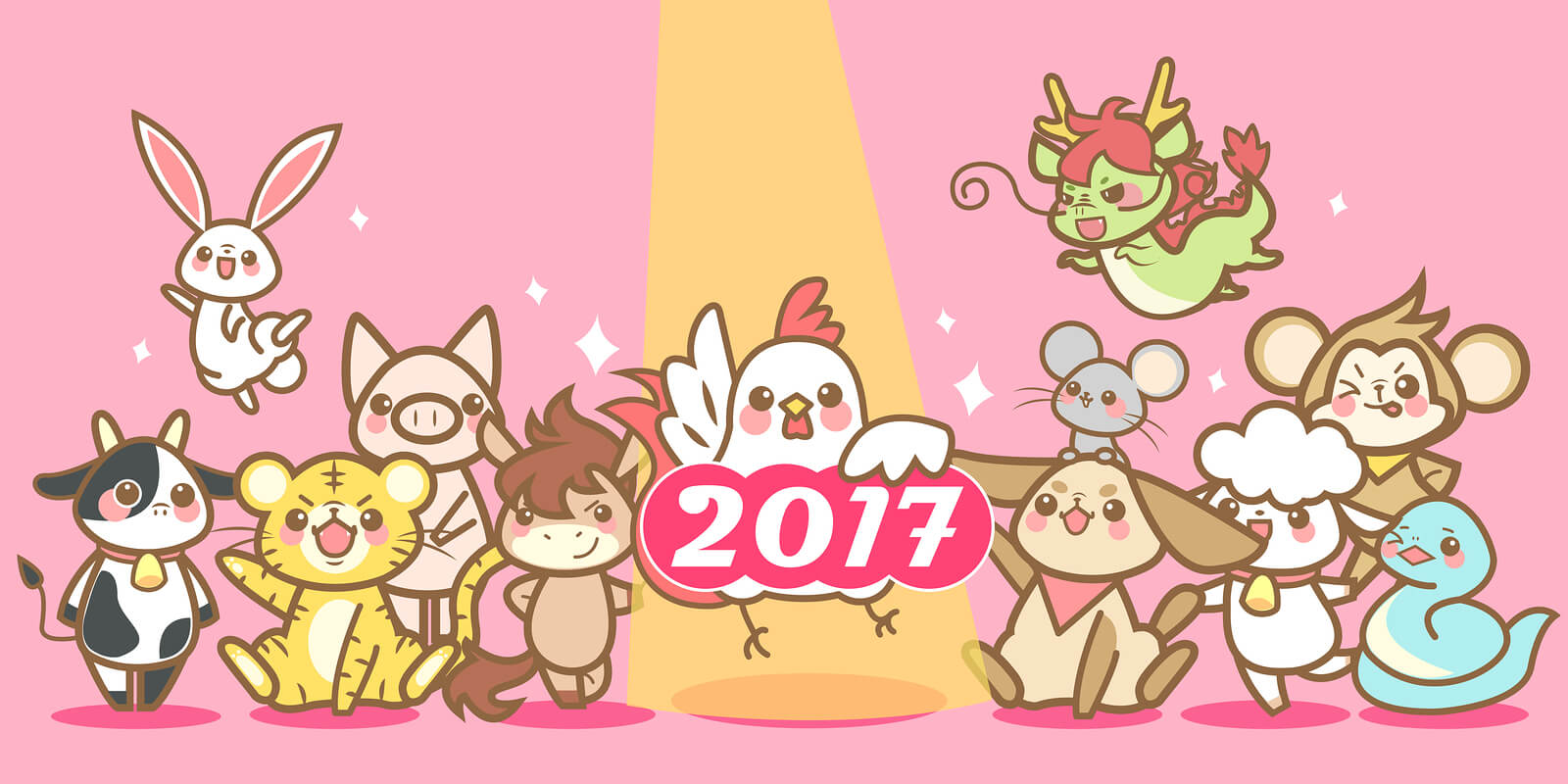 The 12 Chinese Zodiac Signs And The Leftover Cat